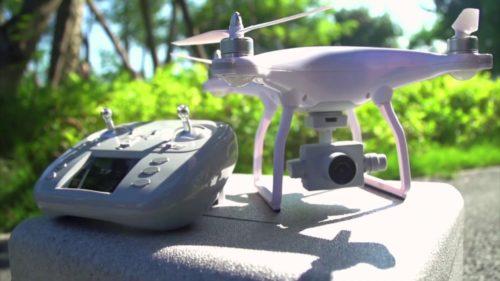Giá một flycam có chức năng định vị GPS là bao nhiêu?